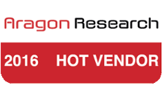 Aragon Research 2016 Hot Vendor