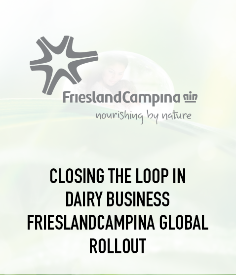 Closing the Loop in Dairy Business