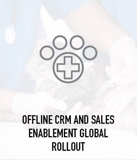 Improving Sales Force Effectiveness Offline CRM