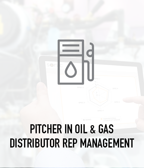 Pitcher in Oil and Gas Distributor Rep Management